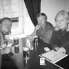 """Smogiamoji 'Lietryčio"""" foto brigada - Vladas Ščiavinskas, Romas Jurgaitis ir Jonas Staselis"""