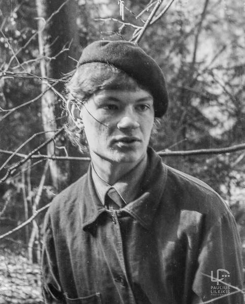 Rytas Staselis 1983-ieji