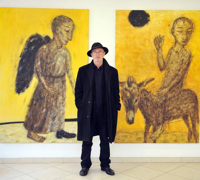 Adomas Jacovskis - Lietuvos scenografas, tapytojas.