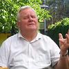 Rašytojas Vytautas Petkevičius Birštone
