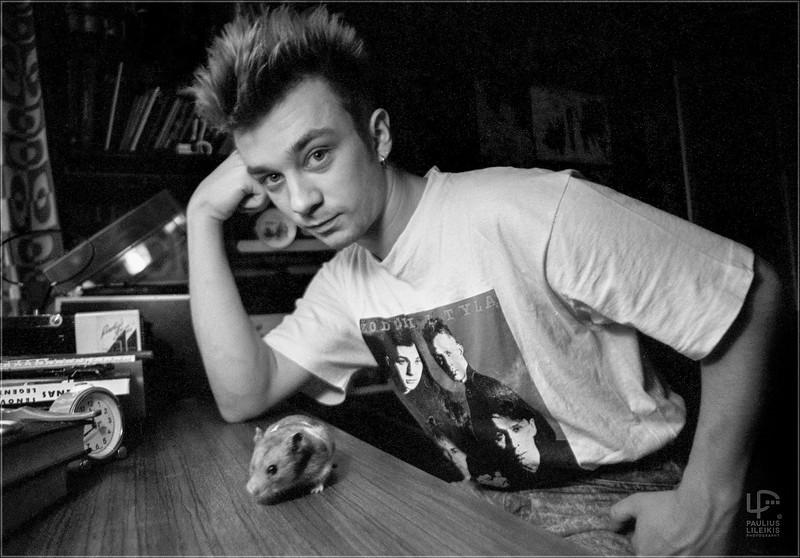 Andrius Mamontovas 1993m.