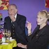 Vytautas Kalinauskas ir Galina Dauguvietytė...1999.