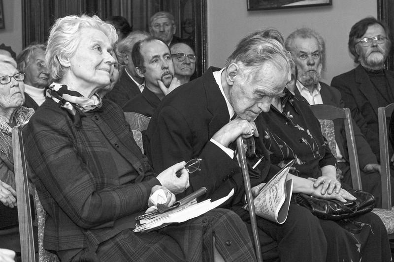 Rūta Staliliūnaitė ir Laimonas Noreika 2006.3.3.