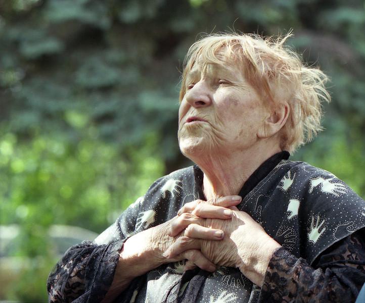 Aktorė Kazimiera Kymantaitė