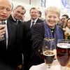 Premjeras A.Kubilius ir prezidentė D.Grybauskaitė