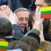 JAV prezidentas Džordžas Bušas