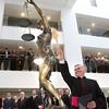 Naujųjų teismo rūmų pašventinimas Vilniuje