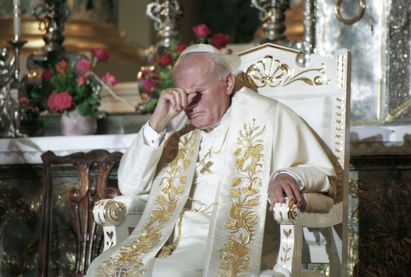 Popiežius Jonas Paulius II