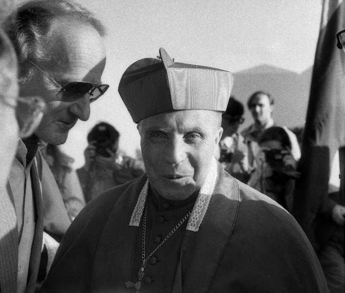 Kardinolas Vincentas Sladkevičius 1989.6.14