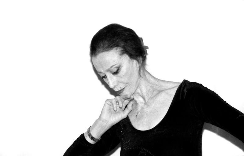 Maja Pliseckaja  Ма́йя Миха́йловна Плисе́цкая