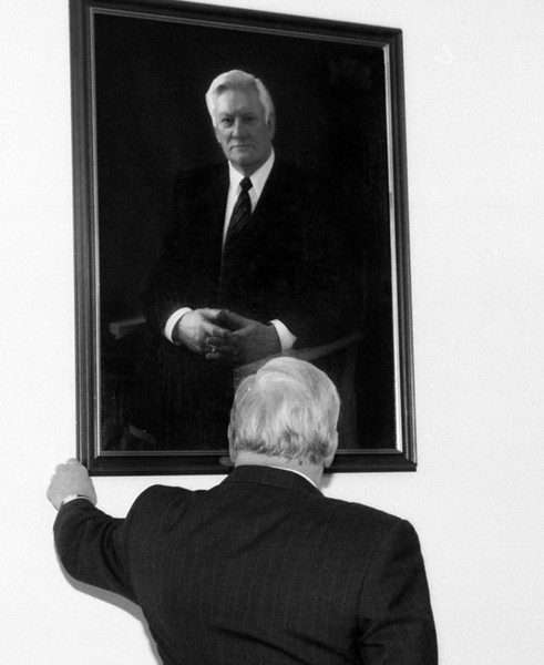 Prezidentas Algirdas Brazauskas
