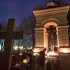 Bernardinų kapinės.2010-ųjų Vėlinės...