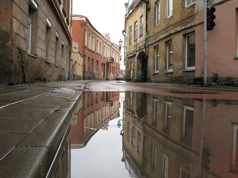 Žemaitijos gatvė
