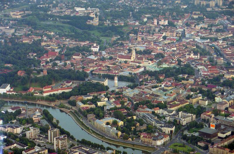 Vilniaus širdis...