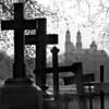 Bernardinų kapinės 1996m.