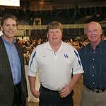 Ed Krebs, Kevin Weber and Rob Butler.