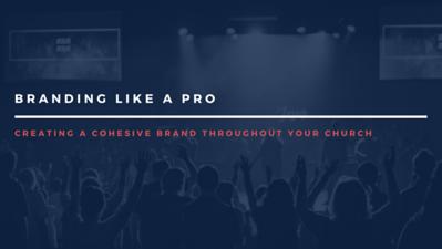 Branding Like a Pro