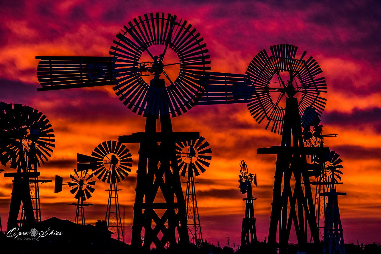 Spearman Windmills