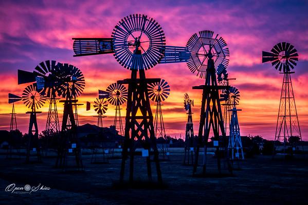 Spearman Windmills October 2016