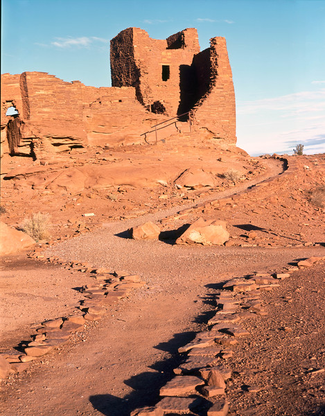 Wupatki ruins, just North of Flagstaff