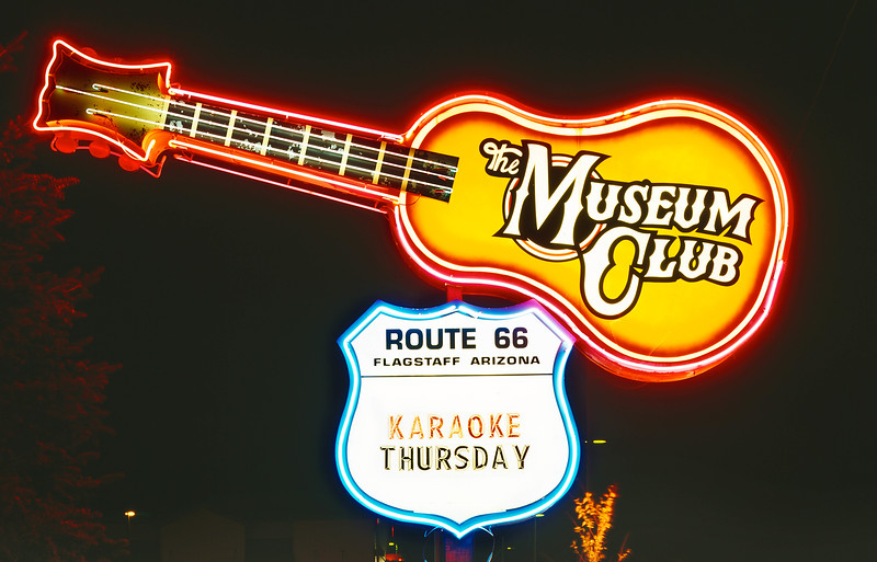 The Museum Club on Route 66 in Flagstaff has been an institution for several decades.