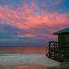 Sunrise on Siesta Beach