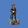 Fireman Fountain #9073