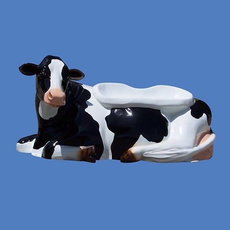 Cow Bench, 6'L #7264