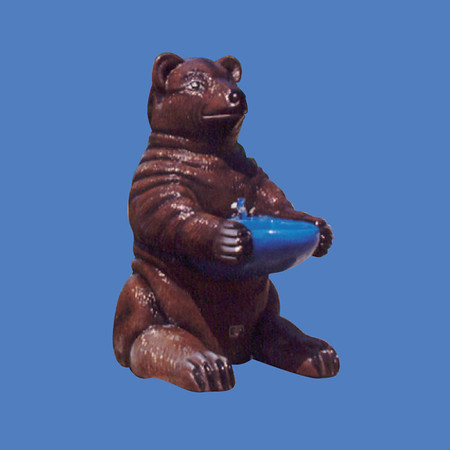 Bear Fountain #9071