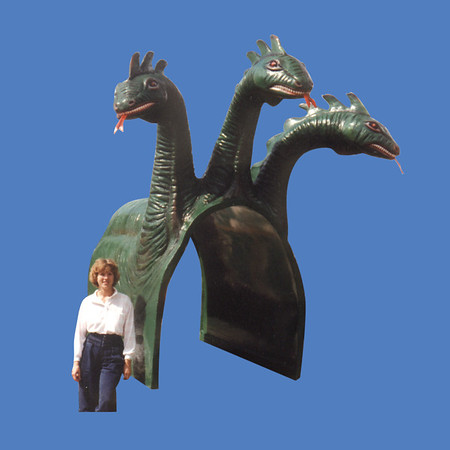Three Headed Dragon Tunnel  #6033