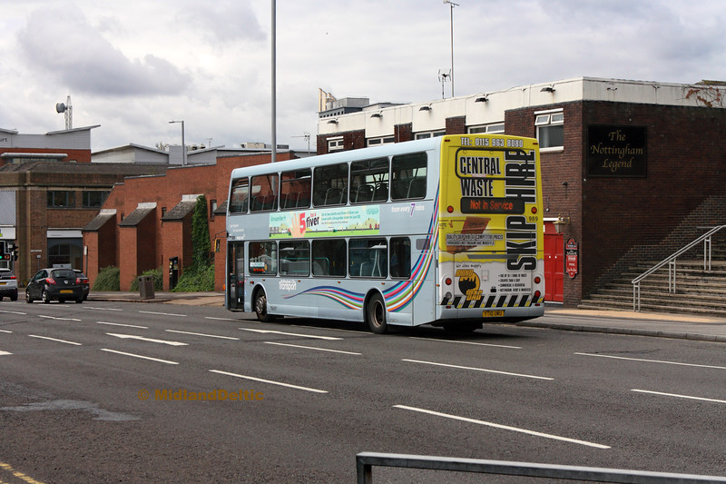 NCT 989, Lower Parliament St Nottingham, 29-07-2017