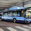 Nottingham Community Transport 987, Broad Marsh Bus Station Nottingham, 03-01-2017
