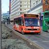 TrentBarton 996, Maid Marian Way Nottingham, 22-02-2014