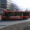 TrentBarton 998, Maid Marian Way Nottingham, 22-02-2014