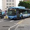 Nottingham Community Transport 988, South Sherwood St Nottingham, 29-07-2017