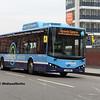 Nottingham Community Transport 988, Carrington St Nottingham, 25-07-2017