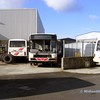 Ex Bus Éireann Christmas Trees, Clonminam Ind Estate Portlaoise, 06-10-2014