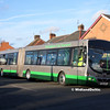 Nottingham Heritage Vehicles FE02AKV, Portland Road Hucknall, 10-01-2016