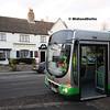 Nottingham Heritage Vehicles FE02AKV, Linby (Horse & Groom), 10-01-2016