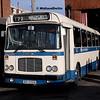 BXI2599, Hucknall Bus Depot, 10-01-2016