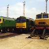 50007, 60081, D7029, Old Oak Common, 05-08-2000