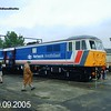 86401, Crewe Works, 10-09-2005