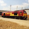 67002, Old Oak Common, 05-08-2000