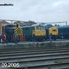 D2073, 86604, 40145, Bombardier Crewe, 10-09-2005