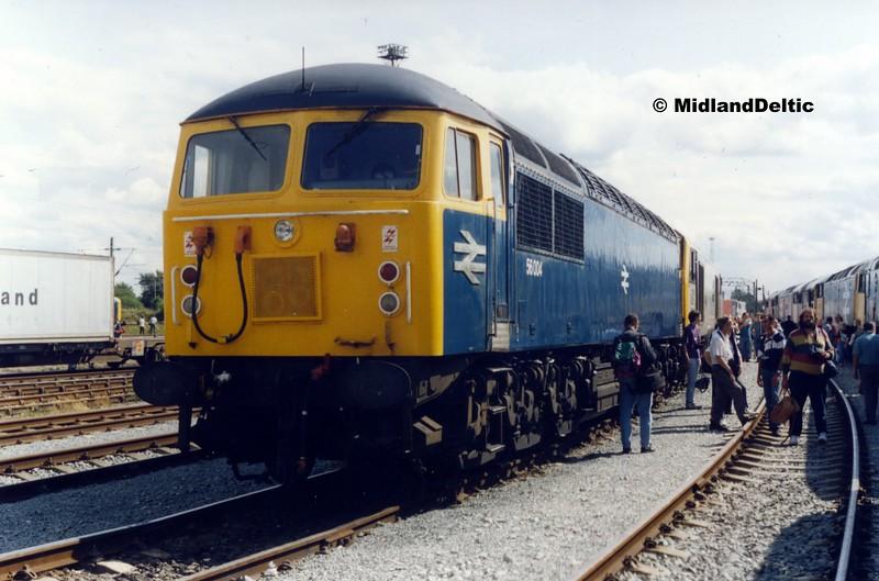 56004, Basford Hall Yard, 21-08-1994