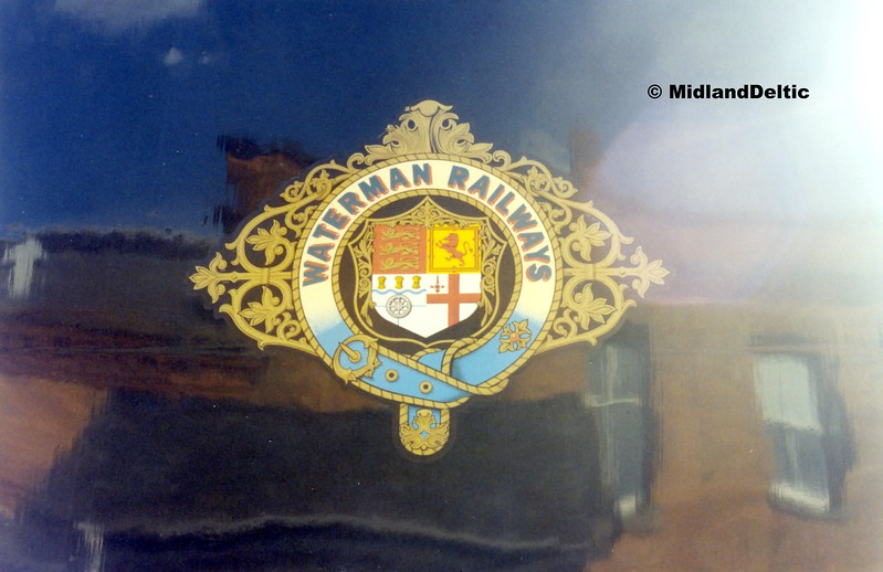 47710 (Crest), Basford Hall Yard, 21-08-1994