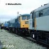 84001, 85101, Bombardier Crewe, 10-09-2005
