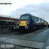 89001, Bombardier Crewe, 10-09-2005