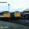 86213, 87001, Bombardier Crewe, 10-09-2005