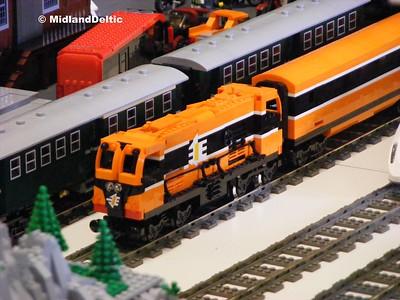 South Dublin Model Railway Society Exhibition, 26-10-2015